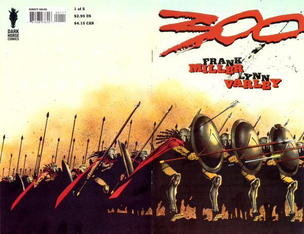 Cover 300 #1