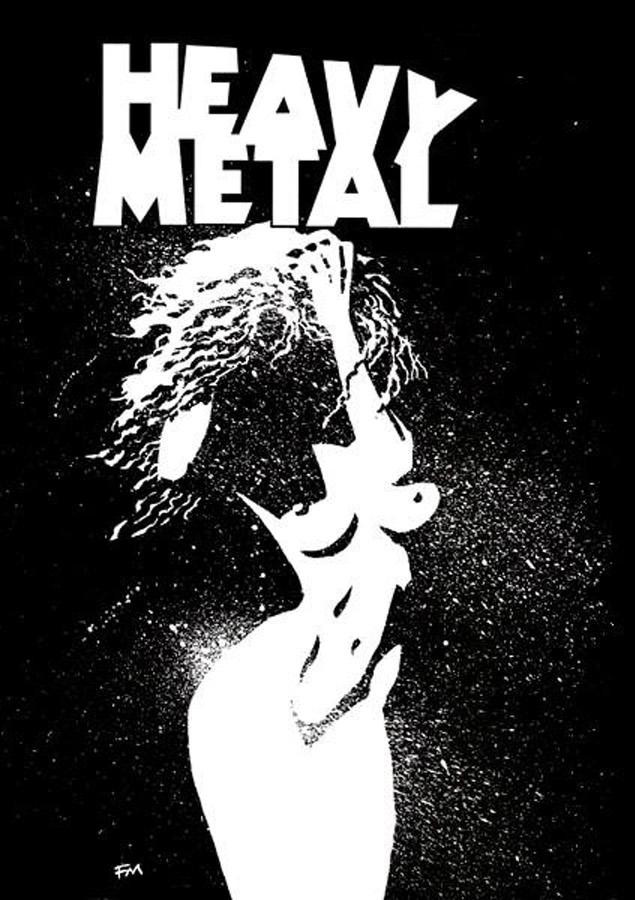 Cover to Heavy Metal